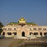 Der Bahnhof Bagan